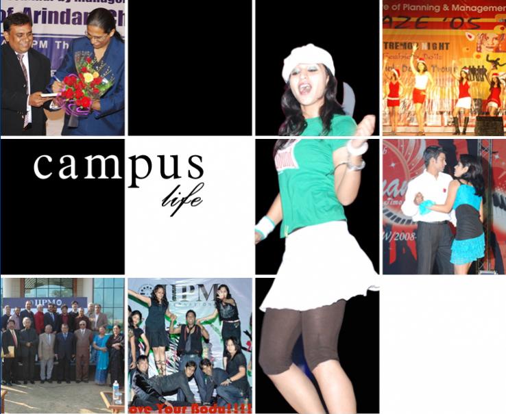 @bhopal Life @ Campus