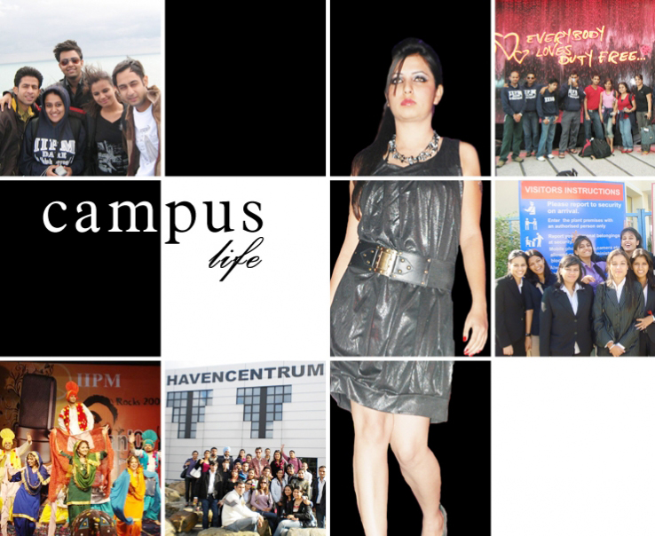 @chandigarh Life @ Campus