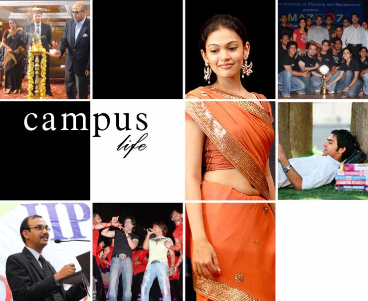 @chennai Life @ Campus