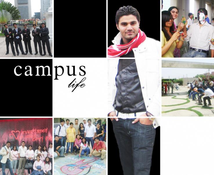 @gurgaon Life @ Campus