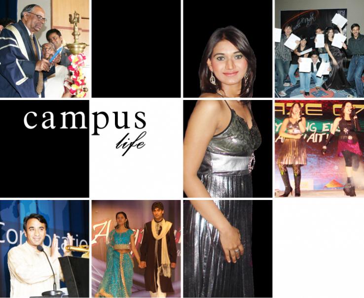 @hyderabad Life @ Campus