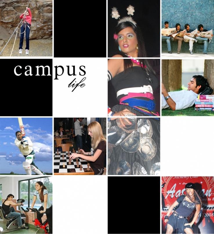 Life @ Campus