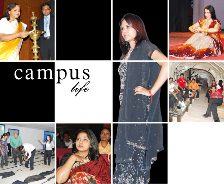 @lucknow Life @ Campus