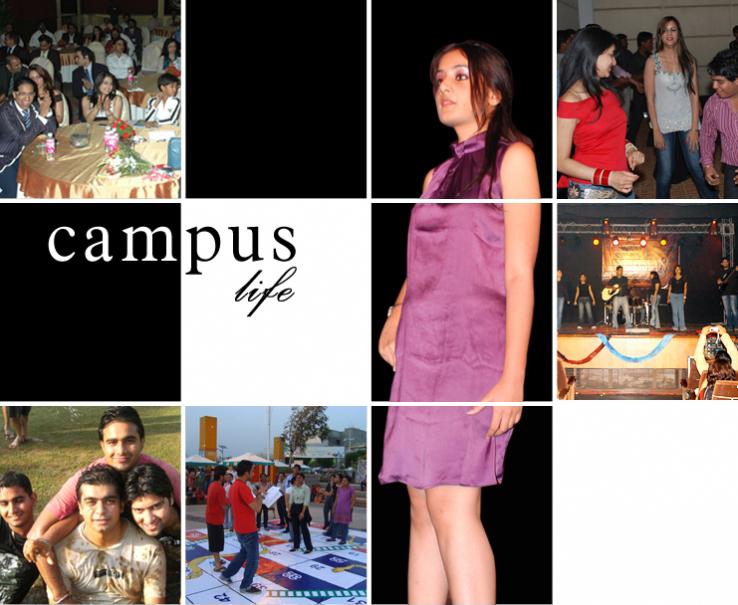 @noida Life @ Campus
