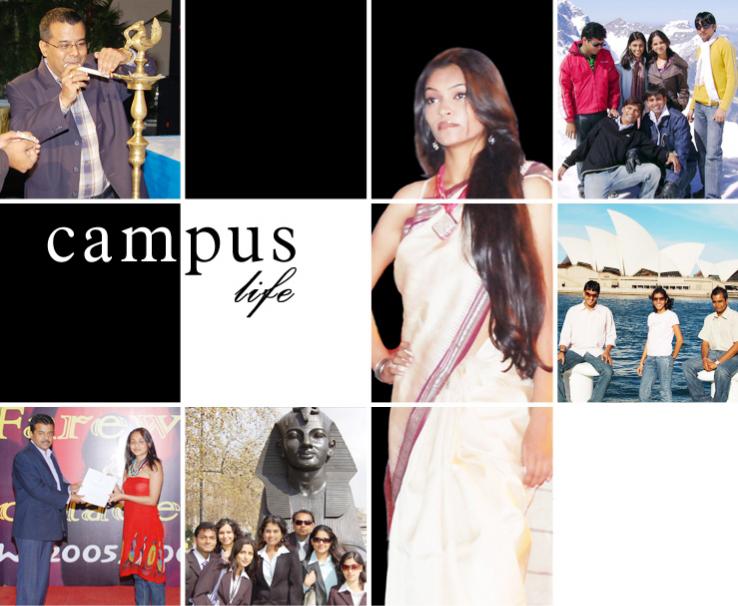 @pune Life @ Campus